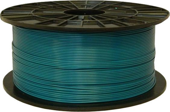 Plasty Mladeč tisková struna (filament), ABS, 1,75mm, 1kg, petrolejová zelená