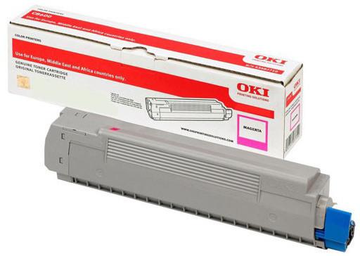 OKI 46507614, (11500 str.), magenta