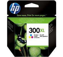 HP CC644EE, no.300XL, barevná – ušetřete až 50 % oproti standardní náplni
