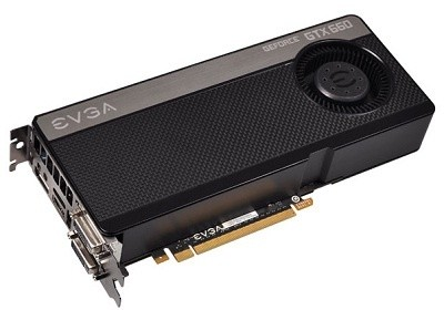 EVGA GeForce GTX 660 2GB