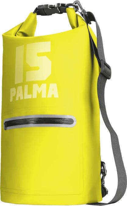 Trust Palma Waterproof Bag (15L), žlutá