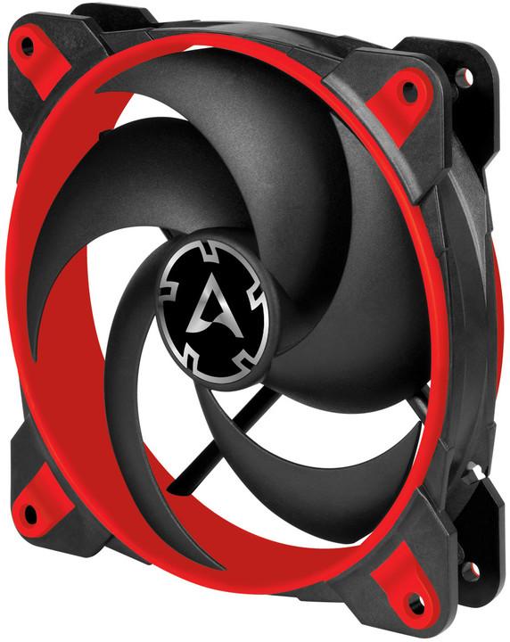 Arctic BioniX P120 - 120 mm, červená