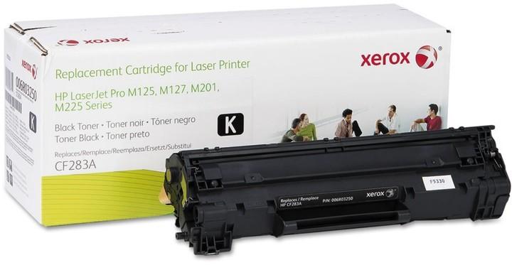 Xerox alternativní pro HP CF283A, černý