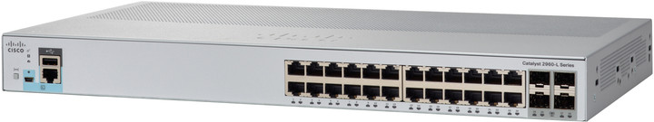 Cisco WS-C2960L-24TQ-LL