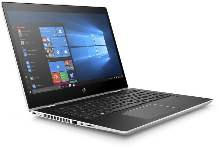 HP ProBook x360 440 G1, stříbrná
