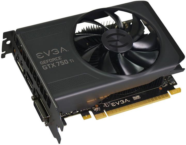EVGA GeForce GTX 750 Ti 2GB GDDR5