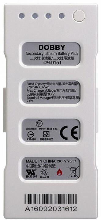 ZEROTECH DOBBY náhradní baterie