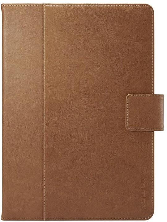 """Spigen Stand Folio iPad Air/Pro 10.5"""", hnědá"""