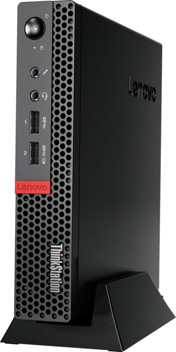 Lenovo ThinkStation P320 Tiny, černá