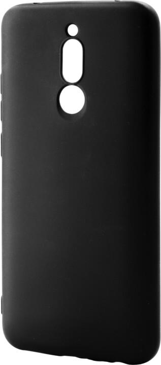 EPICO SILK MATT Case Xiaomi Redmi 8, černá
