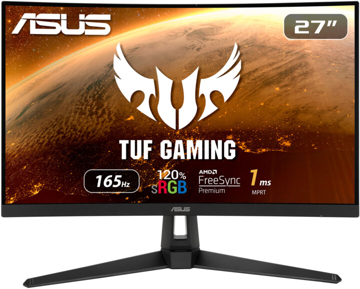 "ASUS TUF Gaming VG27VH1B - LED monitor 27"""