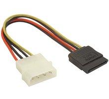 Gembird redukce SATA - MOLEX, 15cm - CC-SATA-PS