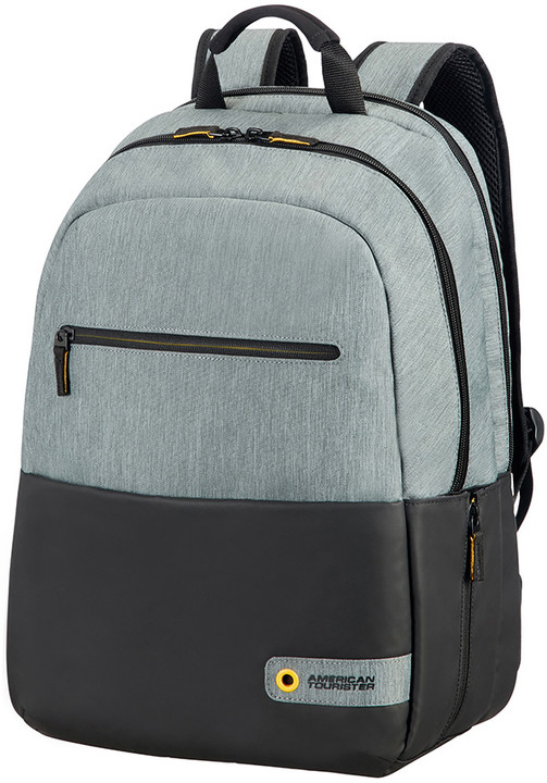 "Samsonite American Tourister CITY DRIFT BACKPACK 15,6"", černá/šedá"