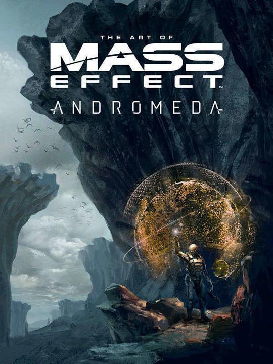 Kniha The Art of Mass Effect: Andromeda