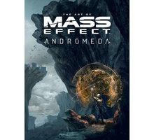 Kniha The Art of Mass Effect: Andromeda (EN)