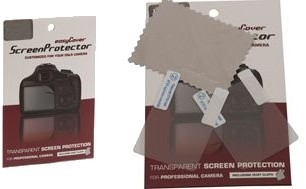 Easy Cover Screen Protector Canon 550D