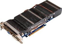 GIGABYTE 9800 GT (GV-N98TSL-1GI) 1GB, PCI-E