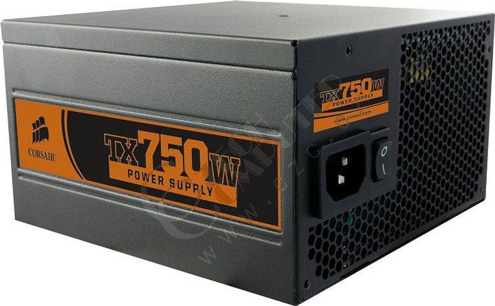 Corsair Enthusiast Series TX750 750W