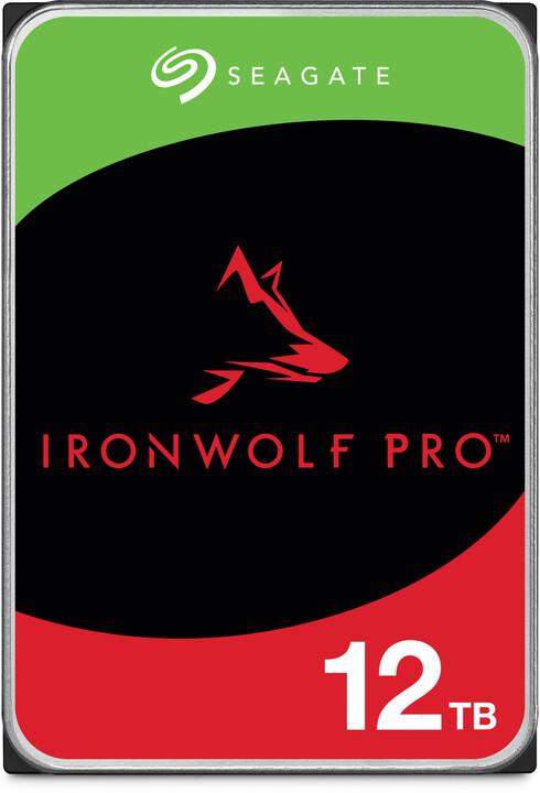 """Seagate IronWolf PRO, 3,5"""" - 12TB"""