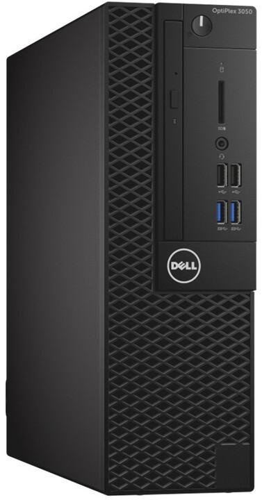 Dell Optiplex 3060 SFF, černá