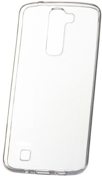 CELLY Gelskin pouzdro pro LG K7, bezbarvé