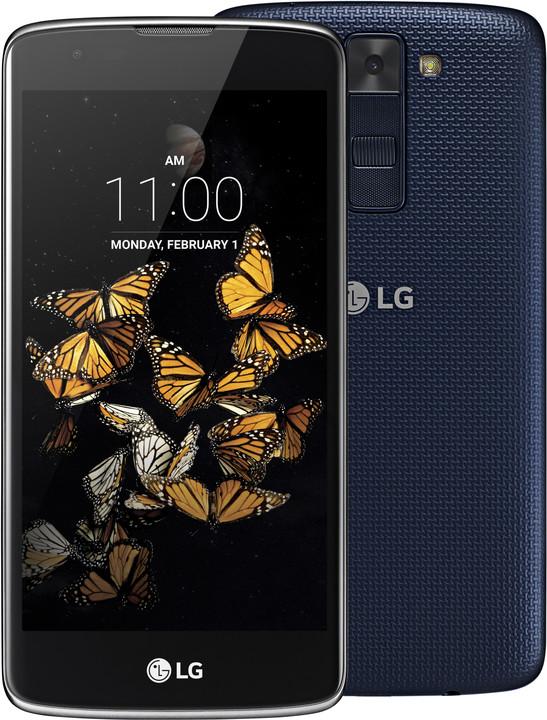 LG K8 (K350), černá/black