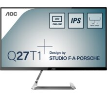AOC Q27T1 - LED monitor 27""