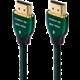 Audioquest kabel Forest 48 HDMI 2.1, M/M, 10K/8K@60Hz, 1m, černá/zelená