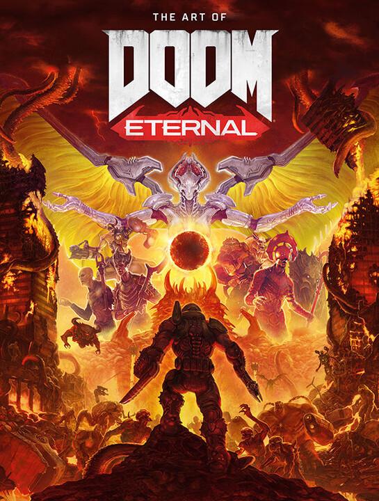 Kniha The Art of DOOM: Eternal (EN)