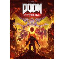 Kniha The Art of DOOM: Eternal (EN) - 1-50671-554-0