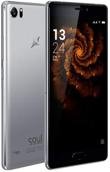 Allview X3 SOUL PRO, Dual Sim, šedá