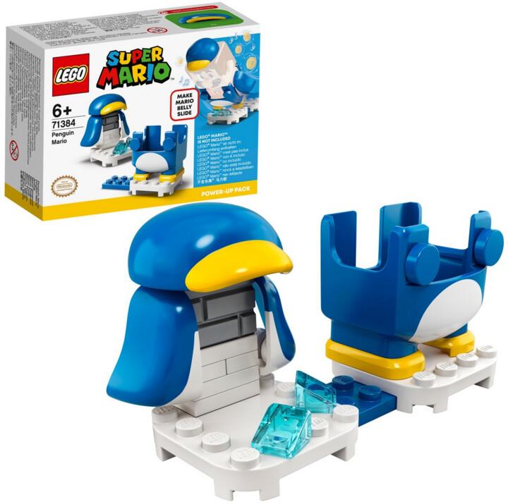 LEGO® Super Mario 71384 Tučňák Mario – obleček