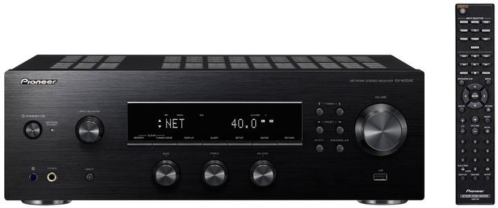 Pioneer SX-N30AE-B, černá