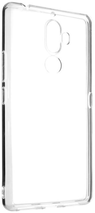 FIXED Skin ultratenké TPU gelové pouzdro pro Lenovo K8 Note, 0,5 mm, čiré
