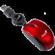 Genius MicroTraveler V2, červená
