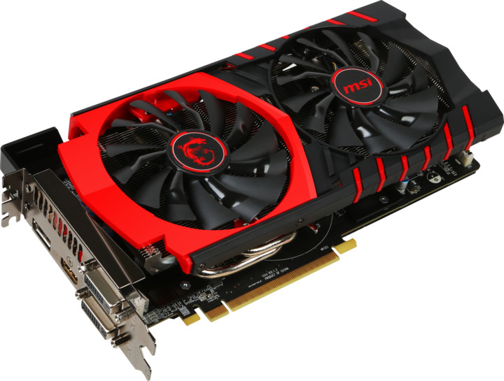 MSI R9 380 GAMING 2G, 2GB