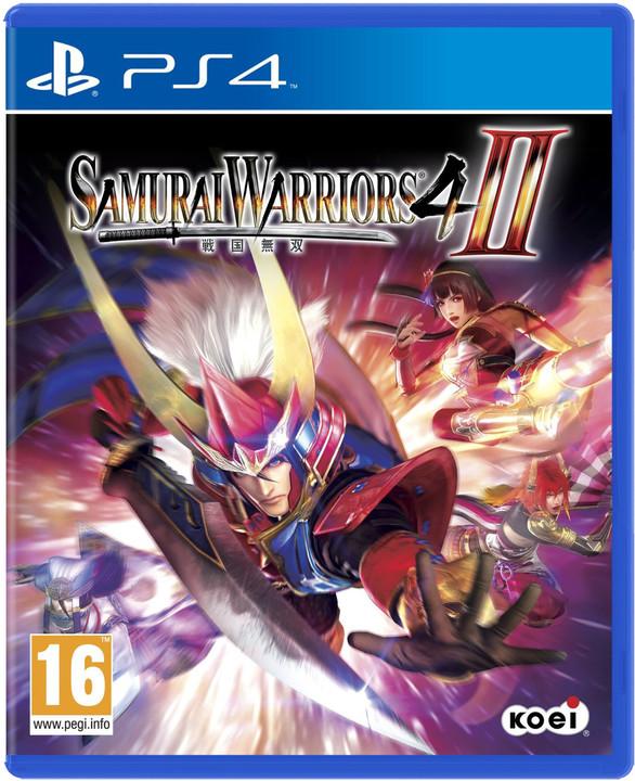 Samurai Warriors 4-II - PS4