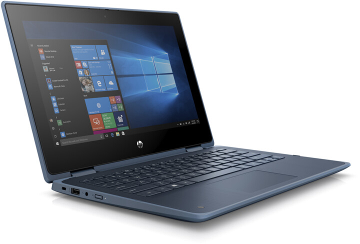 HP ProBook x360 11 G5 EE, modrá
