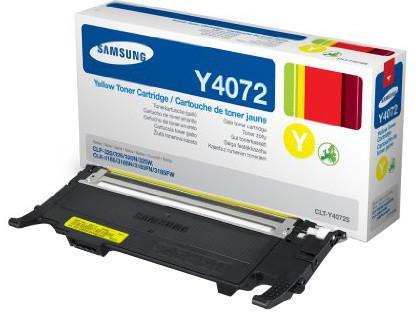 Samsung CLT-Y4072S/ELS, žlutý