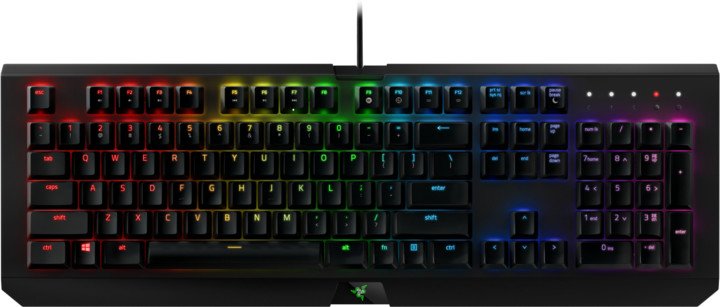 Razer BlackWidow X Chroma, US