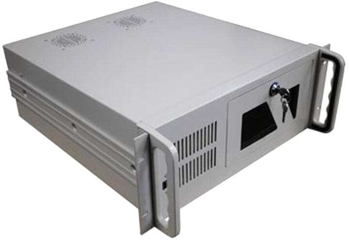 "DATACOM 19"" IPC, skříň do racku, 480mm, šedá"