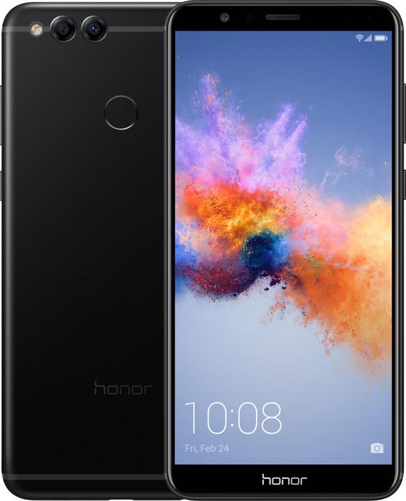 Honor 7X, černá