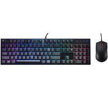 Cooler Master MasterKeys Lite L, RGB LED, US