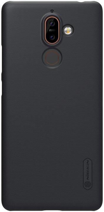 Nillkin Super Frosted zadní kryt pro Nokia 7 Plus, černý