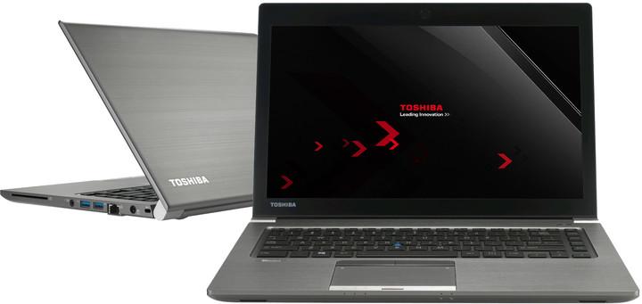 Toshiba Tecra (Z40-B-11M), stříbrná
