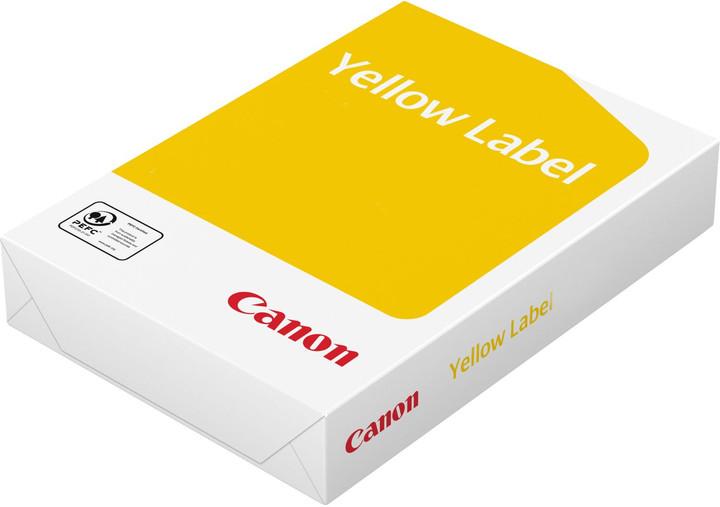 Canon papír Yellow Label A4 80g 500 listů