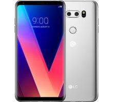 LG V30, 4GB/64GB, Dual SIM, Cloud Silver