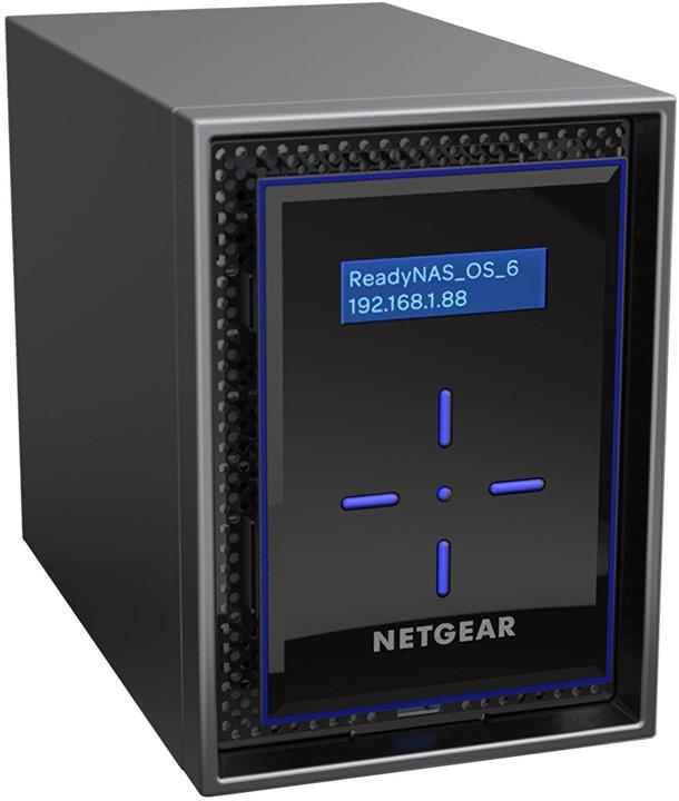 NETGEAR ReadyNAS 422 12TB (2x6TB) ES