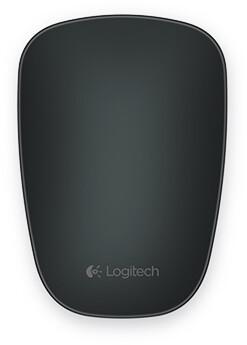 Logitech T630 Ultrathin Touch Mouse, černá
