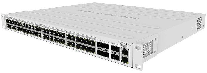 MikroTik Cloud Router CRS354-48P-4S+2Q+RM
